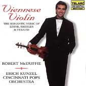 Viennese Violin / McDuffie, Kunzel, Cincinnati Pops