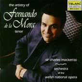 The Artistry of Fernando de la Mora / Mackerras, Welsh