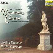 Bach: Brandenburg Concertos / Pearlmann, Boston Baroque