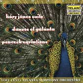 Kodaly: Hary Janos Suite, Dances of Galanta, etc / Levi