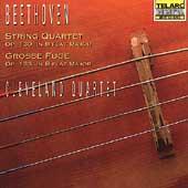 Classics - Beethoven: String Quartet Op 130, etc / Cleveland SQ