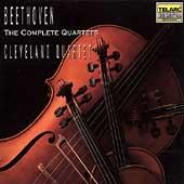 Beethoven:The Complete Quartets:No.1-No.16/Grosse Fuge Op.133:Cleveland Quartet