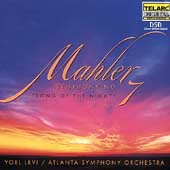 "Mahler: Symphony no 7 ""Song of the Night"" / Levi, Atlanta SO"