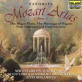 Favorite Mozart Arias