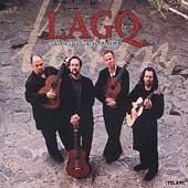 Los Angeles Guitar Quartet - Latin
