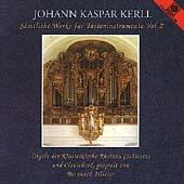Kerll: Saemtliche Werke fuer Tasteninstrumente Vol 2 /Billeter