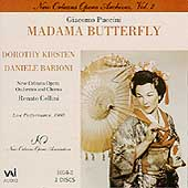 New Orleans Opera Archives Vol 2 - Puccini: Madama Butterfly