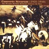 La gloire du disque francais Vol 2 - Concerts Straram