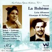 New Orleans Opera Archives Vol 7 - Puccini: La Boheme