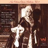 New Orleans Opera Archives Vol 9 - Massenet: Manon