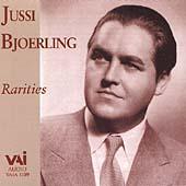 Jussi Bjoerling - Rarities