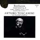 Toscanini Collection Vol 5 - Beethoven: Symphony no 9