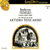 Toscanini Collection Vol 54 - Beethoven: Fidelio / Bampton