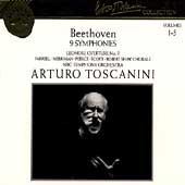 Toscanini Collection Vol 1-5 - Beethoven: 9 Symphonies