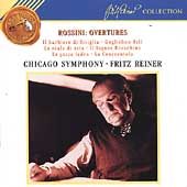 Rossini: Overtures:Fritz Reiner(cond)/Chicago Symphony Orchestra