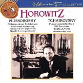 Mussorgsky: Pictures at an Exhibition / Horowitz, Toscanini