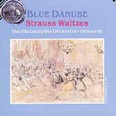Blue Danube- Strauss Waltzes / Ormandy, Philadelphia Orch