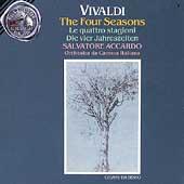 Vivaldi: The Four Seasons / Accardo, Orch Camerata Italiana
