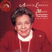 Mozart: Piano Sonatas Vol 2 / Alicia De Larrocha