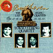 Beethoven: The Late String Quartets / Tokyo String Quartet