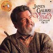 James Galway Plays Vivaldi: 6 Concerti Op 10
