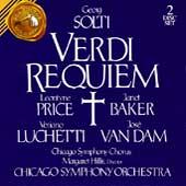 Verdi: Requiem / Solti, Price, Baker, Luchetti, Van Dam