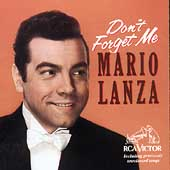 Don't Forget Me / Mario Lanza