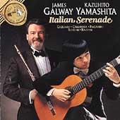 Italian Serenade:James Galway(fl)/Kazuhito Yamashita(g)