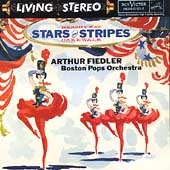 Kay: Stars And Stripes/etc:Arthur Fiedler(cond)/Boston Pops Orchestra