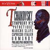 Basic 100 Vol 4 - Tchaikovsky: Pathetique Symphony