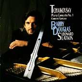 Tchaikovsky: Piano Concerto no 1, etc / Barry Douglas