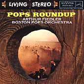 Pops Roundup:Arthur Fiedler(cond)/Boston Pops Orchestra