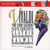 Basic 100 Vol 5 - Vivaldi: The Four Seasons, Flute Concerto