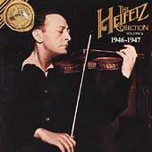 The Heifetz Collection Vol 6 - 1946-1947