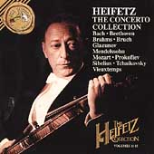 The Heifetz Collection Vol 11-15 - The Concerto Collection