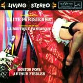 Offenbach: Gaite Parisienne/Rossini-Respighi :La Boutique Fantasque:Arthur Fiedler(cond)/Boston Pops