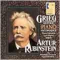 Grieg - Historic Piano Recordings / Artur Rubinstein