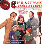 Christmas Sing Along / Westenburg, RCA Victor Singers