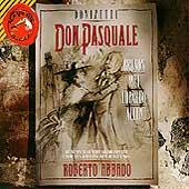 Donizetti: Don Pasquale Roberto Abbado(cond)/Munich Radio Orchestra/etc