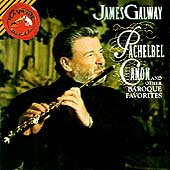Pachelbel :Canon & Other Baroque Favorites :James Galway(fl)