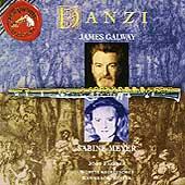 Danzi: Flute & Clarinet Works:James Galway(fl)/Sabine Meyer(cl)/etc