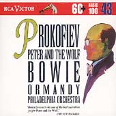 Basic 100 Volume 43 - Prokofiev: Peter and the Wolf / Bowie
