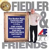 Fiedler & Friends -The Boston Pops Celebrates with Special Guests(1963-69):Arthur Fiedler(cond)/Boston Pops/etc