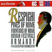 Basic 100 Vol 46 - Respighi: Pines of Rome, etc / Ormandy