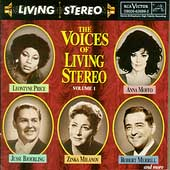 The Voices of Living Stereo Volume 1