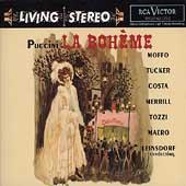 Puccini: La Boheme (1961):Erich Leinsdorf(cond)/Rome Opera House Orchestra & Chorus/etc
