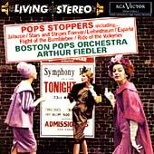 Pops Stoppers -Jalousie/Stars and Stripes Forever/etc(5,6/1958):Arthur Fiedler(cond)/Boston Pops