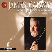 James Galway - Sixty Years - Sixty Flute Masterpieces