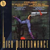 Copland Orchestral Works -El Salon Mexico/Billy the Kid/etc:Eugene Ormandy(cond)/Philadelphia Orchestra/etc