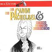 El Canon de Pachelbel Y Otros Exitos Barrocos